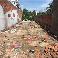 Bán nền mặt tiền đường Phạm Hùng quận Cái Răng
