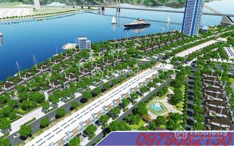 Bán căn Shophouse Marina Complex Đà Nẵng lô góc sở hữu ba mặt tiền giá rẻ hơn thị trường 1.5 tỷ