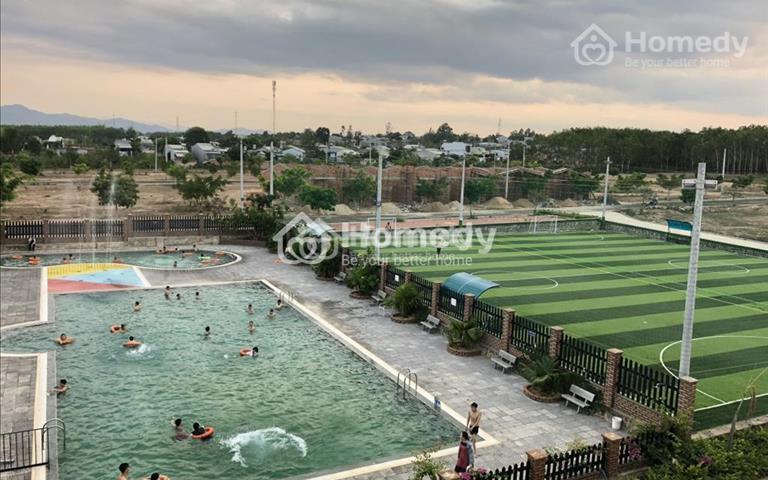 Mở bán block view hồ bơi đẹp nhất của dự án khu dân cư Hoàng Thành Kon Tum