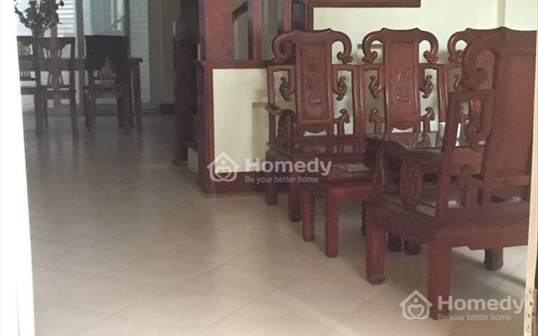 Cần bán nhà ngõ 165 Dương Quảng Hàm – Cầu Giấy, 55m2, 4 tầng, mặt tiền 4.6m, 5.5 tỷ