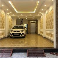 Cần bán nhà mới, thang máy phố Thái Hà, 52m2, 6 tầng, mặt tiền 4.4m, 11 tỷ