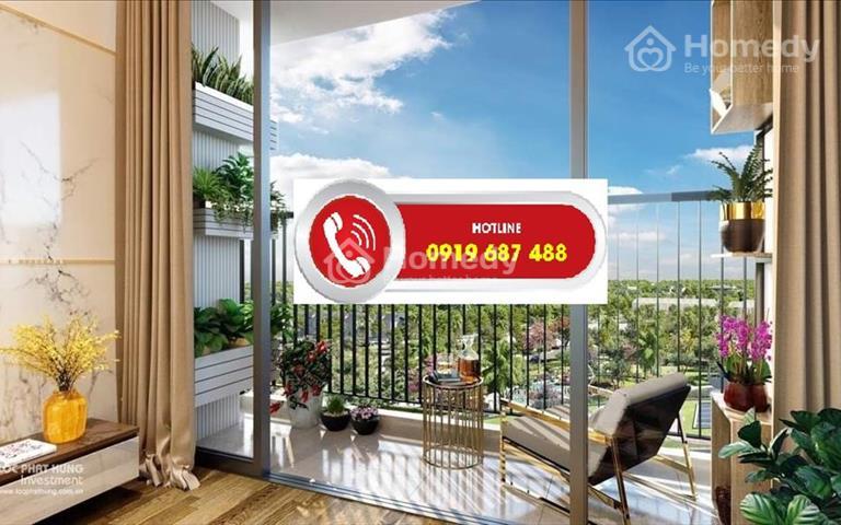 Căn hộ Eco Green Sài Gòn chỉ từ 2.3 tỷ/căn (VAT), full nội thất, diện tích đa dạng