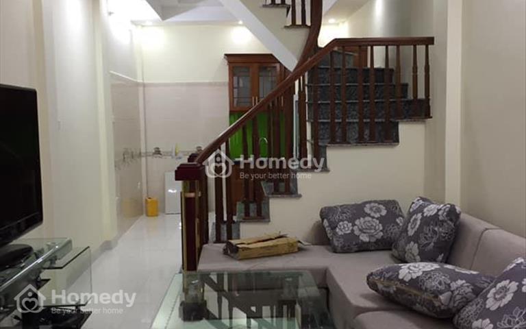 Cần bán nhà mới 30m2, 4 tầng, ngõ 211 Khương Trung - Thanh Xuân, giá 2.68 tỷ