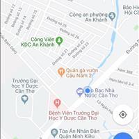 Bán nền đẹp mặt tiền đường Nguyễn Văn Cừ, Ninh Kiều, Cần Thơ