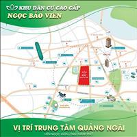 Chính thức nhận đặt chỗ dự án Ngọc Bảo Viên thành phố Quảng Ngãi, chiết khấu 7%