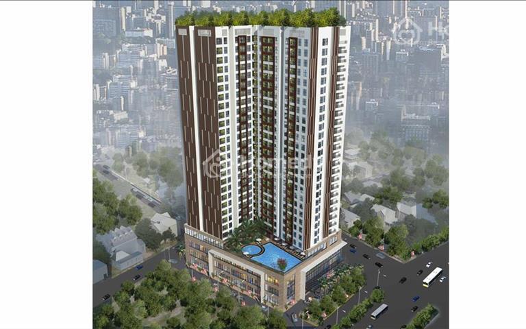 Căn 2 phòng ngủ dự án Green Pearl Bắc Ninh giá gốc chủ đầu tư