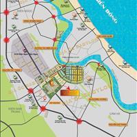 Ra mắt đất nền nhà phố 2 mặt tiền chợ Điện Nam Trung, chỉ với 1.2 tỷ/nền