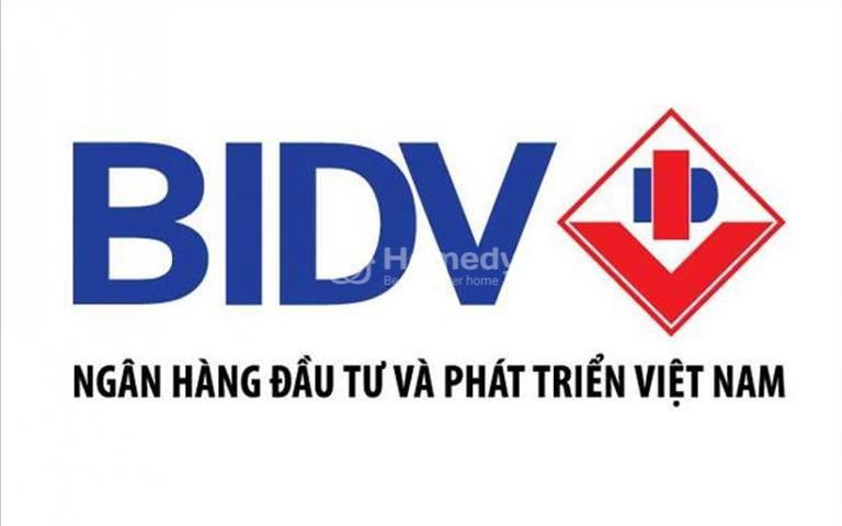 Ngân hàng BIDV thanh lý 20 nền đất tại Hóc Môn