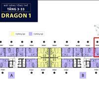 Căn hộ 60m2 Topaz Elite, tháp Dragon 1 thanh toán 848 triệu nhận nhà