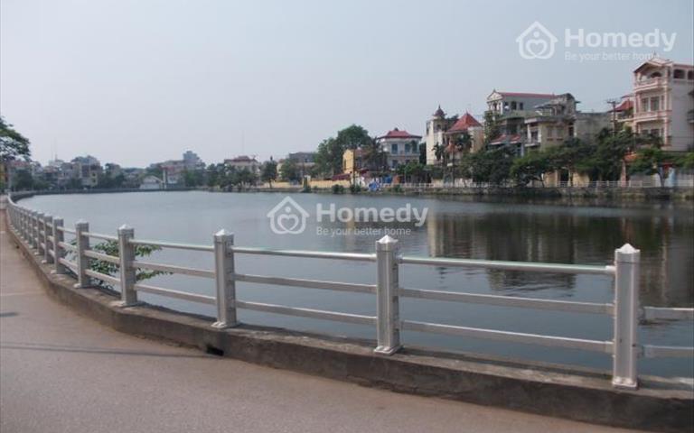 Bán nhà 5 tầng Bồ Đề, nhà gần hồ Lâm Du, Long Biên, hướng Đông Nam sổ đỏ