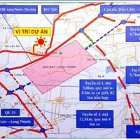 Bán đất nền sổ đỏ ngay khu đô thị mới Bình Sơn cách Cửa Bắc sân bay Long Thành 2km