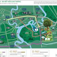 Bán Big Villa Swan Park 580m2 view bể bơi, cảnh quan nội khu - Nhơn Trạch Đồng Nai