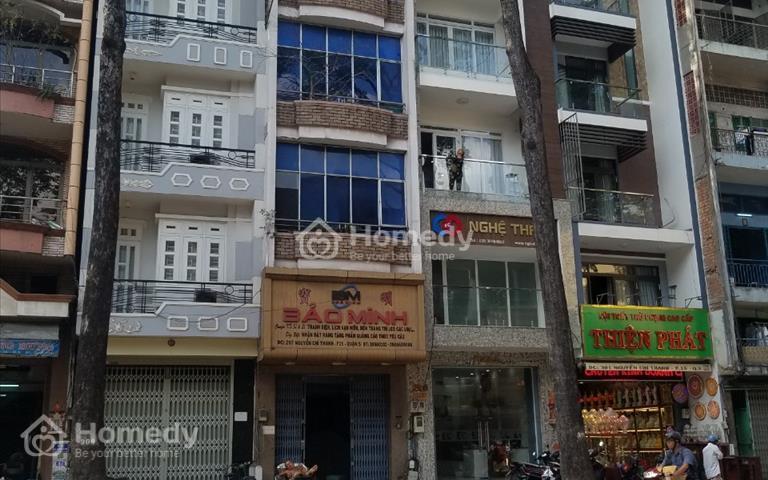 Một căn duy nhất mặt tiền Nguyễn Chí Thanh Quận 5 4.1x15m, nhà 3 lầu, giá 22 tỷ