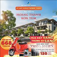 Mở bán view hồ bơi - bốc thăm những phần quà siêu giá trị - chỉ có  Hoàng Thành Kon Tum