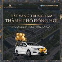 Cơ hội đầu tư đất vàng thành phố biển Quảng Bình khu du lịch, khu dân cư đông
