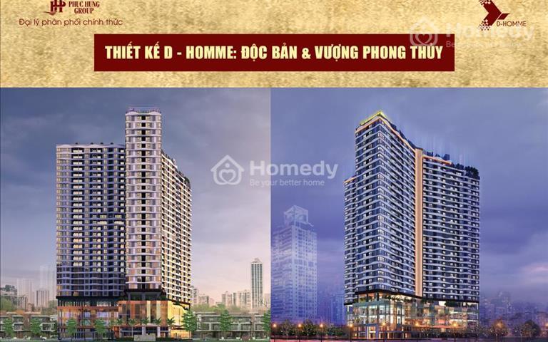 Những lý do nên lựa chọn căn hộ D - Homme quận 6