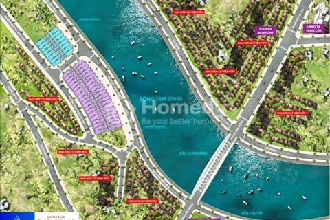 Khu đô thị Sông Cầu Riverside