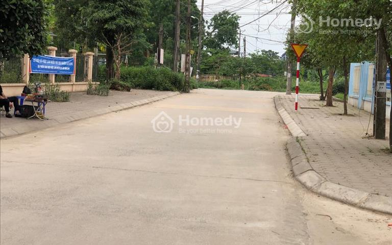 Bán đất mặt đường kinh doanh thôn Kim Âu, Đặng Xá, 86m2, gần đường Ỷ Lan, sắp triển khai
