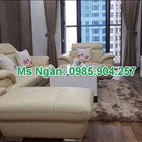 Chủ nhà cho thuê gấp căn hộ CT1 Bộ Công An 43 Phạm Văn Đồng, 2 phòng ngủ 6 triệu/tháng