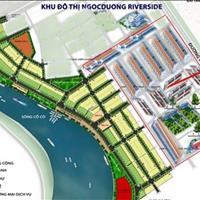 Còn vài lô ngoại giao dự án Ngọc Dương Riverside view sông cách biển 500m