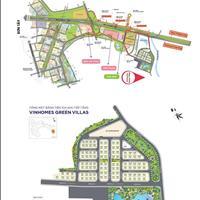 Vinhomes Green Villas - quần thể biệt thự sang trọng, khép kín giữa lòng phía Tây của Thủ đô