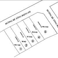 Chính chủ cần bán các lô đất thôn Trung – Vĩnh Phương – Nha Trang