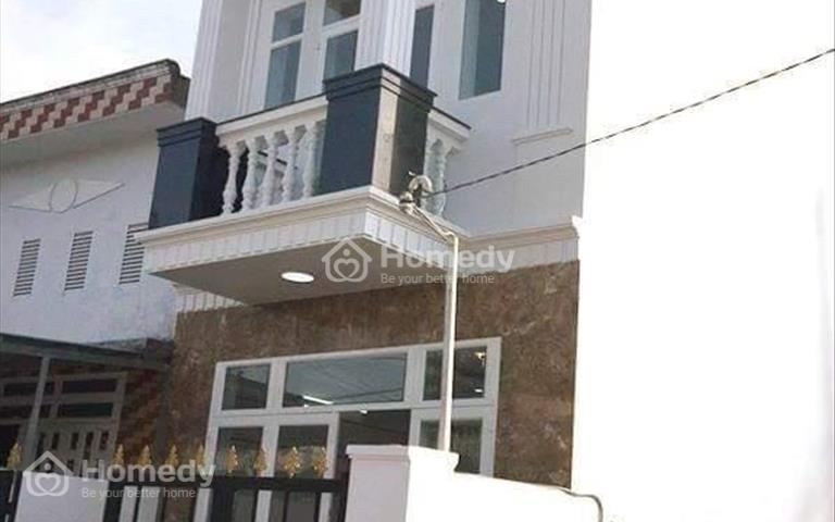 Bán gấp căn nhà 1 trệt 1 lầu để trả nợ ngân hàng, sổ sẵn bao công chứng