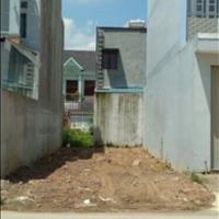 Đất giá rẻ chính chủ mặt tiền Bình Phú - quận 6, 62m2, 4x15,5m2, giá chỉ 1,399 tỷ