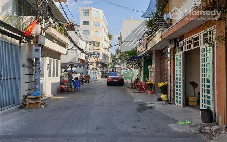 Bán nhà mặt tiền số 5 Phan Tôn, trung tâm Quận 1, giá rẻ dành cho đầu tư, 100m2, 4×25m đường 8m