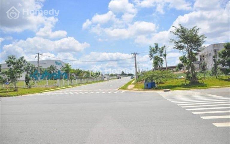 Bán đất nền dự án khu đô thị Thủ Thừa, 120m2, 5x20m, giá 450 triệu