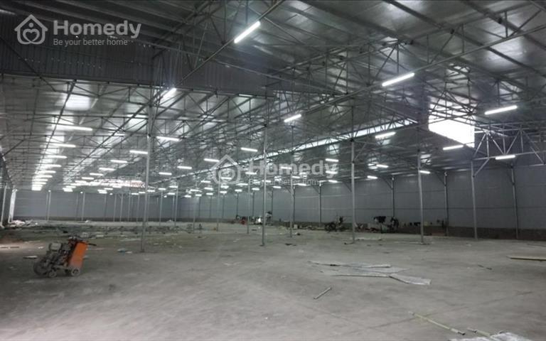 Chính chủ cho thuê kho xưởng 500m2 - 1000m2 - 1500m2 - 2000m2 tại Dương Xá, Gia Lâm