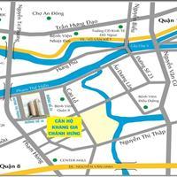 Bán căn hộ Khang Gia Chánh Hưng, 76m2, hướng view đẹp, giá 1.45 tỷ, rẻ nhất Quận 8