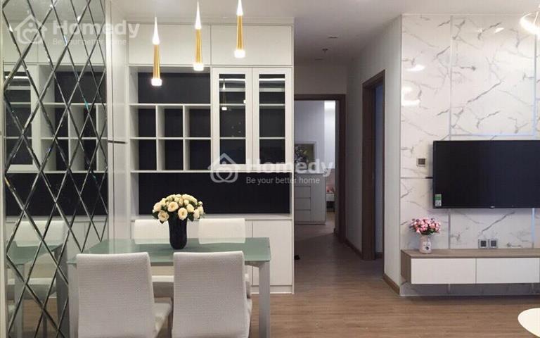 Cho thuê căn hộ Vinhomes Metropolis Liễu Giai 2 phòng ngủ, full nội thất 1400 USD/tháng