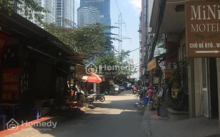 Mặt phố Phạm Hùng 64m2, 2 tầng, vỉa hè 8m, kinh doanh cực khủng giá 12 tỷ