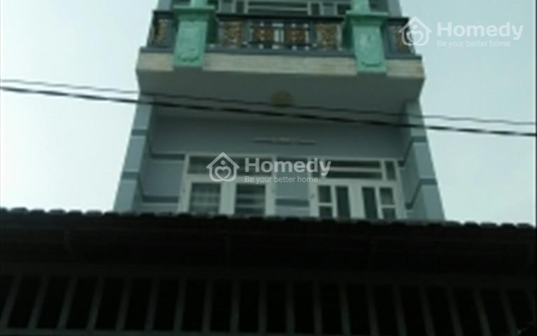 Bán nhà sổ hồng riêng 1 sẹc đường Trần Văn Mười, huyện Hóc Môn