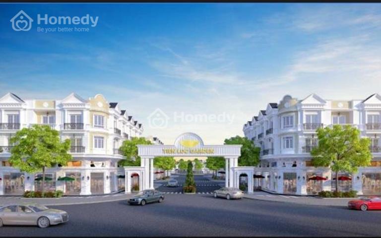 Đầu tư đất vàng -  Khu dân cư Tiến Lộc Garden