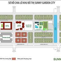 Bán biệt thự 4 mặt thoáng ở Sunny Garden 286m2 - Liên hệ
