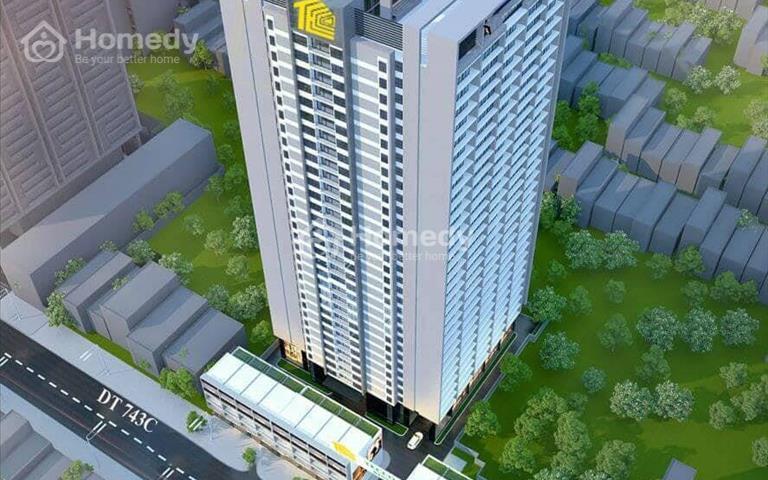 Chỉ còn 1 vài căn suất nội bộ Tecco Tower Bình Dương, chỉ cần 150 triệu là đã sở hữu ngay căn hộ