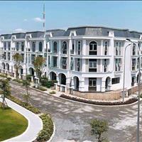 Bán nhà phố liền kề mặt tiền Quốc Lộ 1A, 2 lầu 3 phòng ngủ, sổ hồng riêng, giá 1,2 tỷ/căn