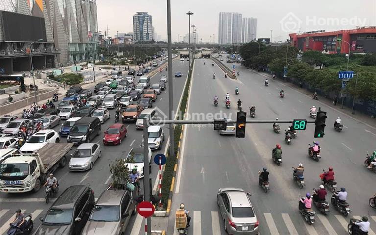 Bán nhà mặt phố Nguyễn Văn Huyên, Cầu Giấy, thang máy, 60m2 x 8 tầng, mặt tiền 4m, giá 15,8 tỷ