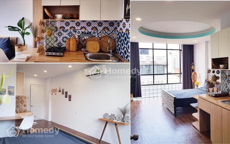 Cho thuê căn hộ Studio đẹp đường Lê Thị Riêng, quận 1