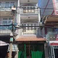 Bán nhà đường Âu Dương Lân, phường 3, quận 8, hẻm rộng 16m, giá bán 5 tỷ 400 triệu