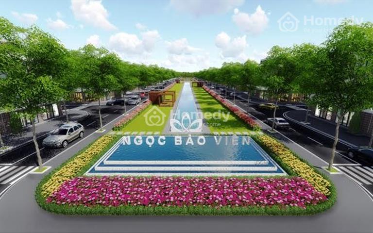Mở bán khu đô thị Ngọc Bảo Viên ngay trung tâm Quảng Ngãi