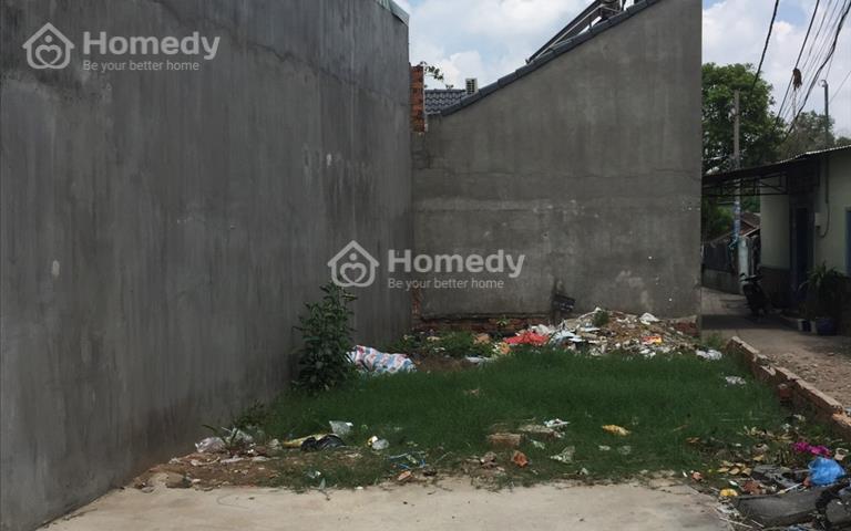 Đất chính chủ Hóc Môn bán nhanh cần tiền xây nhà