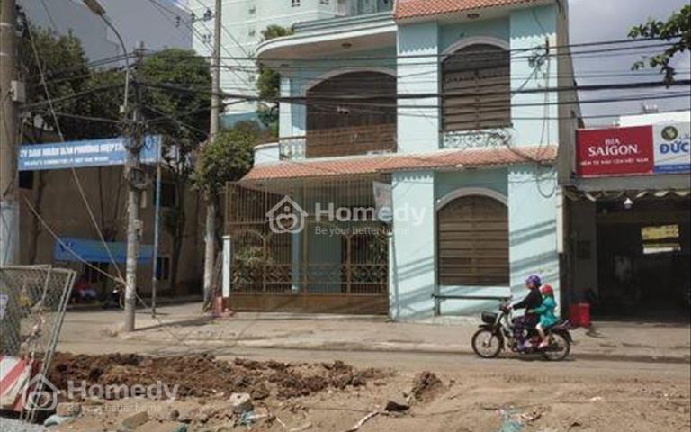 Bán nhà mặt tiền đường Tô Hiệu, Tân Phú, diện tích 8,8 x 31m, giá 30 tỷ