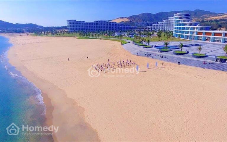 Đất nền sát biển đẹp nhất, rẻ nhất nằm trong quần thể nghỉ dưỡng FLC Quy Nhơn - Flora Beach Villa