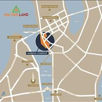Duy nhất 1 lô Shophouse 3 mặt tiền giá rẻ hơn thị trường 8 triệu/m2 tại dự án Marina Complex