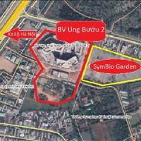 Bán gấp một số lô LK2, LK3, LK5, LK1D Symbio Garden quận 9 - Liền kề bệnh viện Ung Bướu 2 quận 9