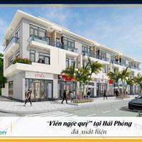 Bán Shophouse căn góc vị trí đẹp, hướng đẹp, dự án Centa City Hải Phòng giá chủ đầu tư