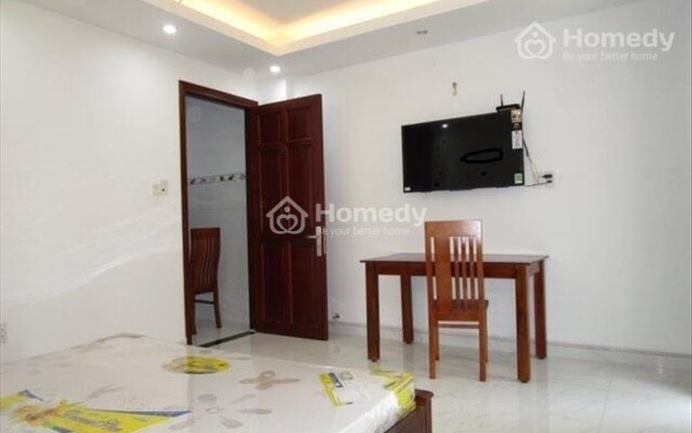 Cho thuê căn hộ cao cấp đầy đủ tiện nghi có 1 phòng ngủ riêng tại Phạm Ngọc Thạch, Quận 3